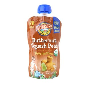 butternut squash pear puree