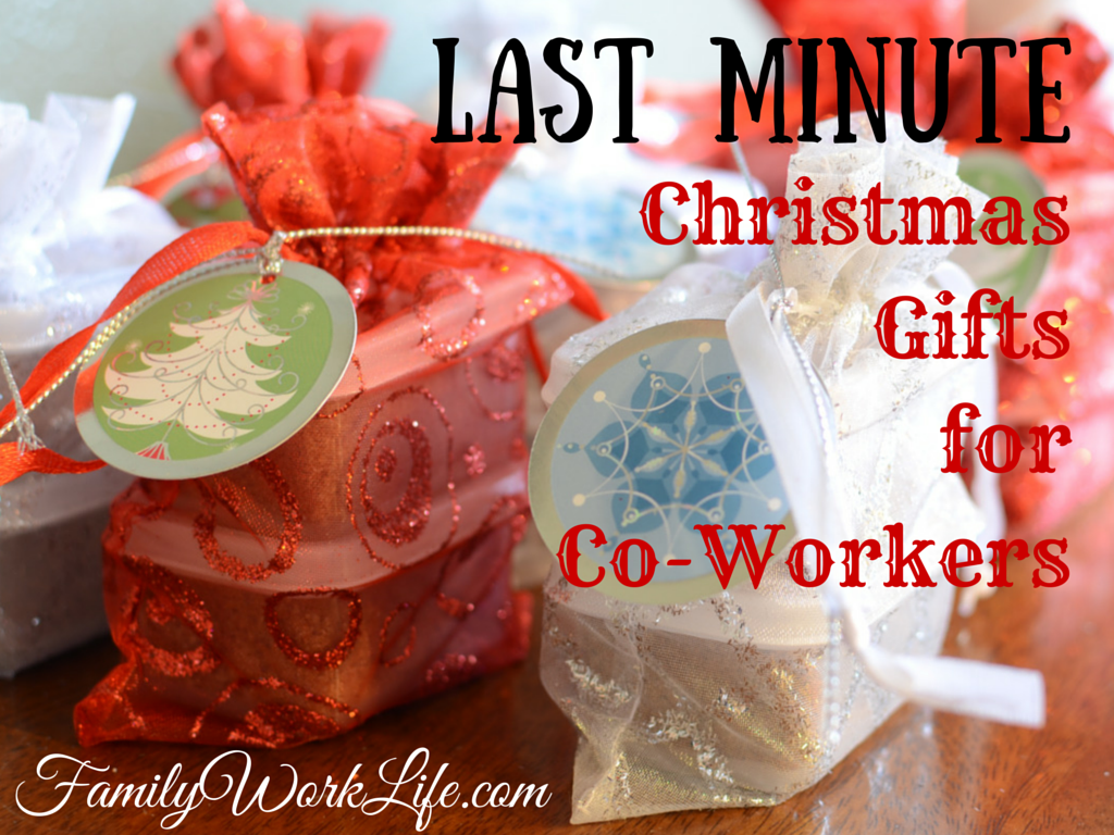last minute christmas gifts for co workers diy spice blends